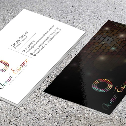 Runner-up design by cArnn