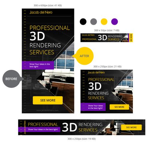 Ontwerp van finalist Kuz:Design