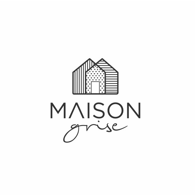 Create a classic and sophisticated house logo for maison for Minimalist house logo