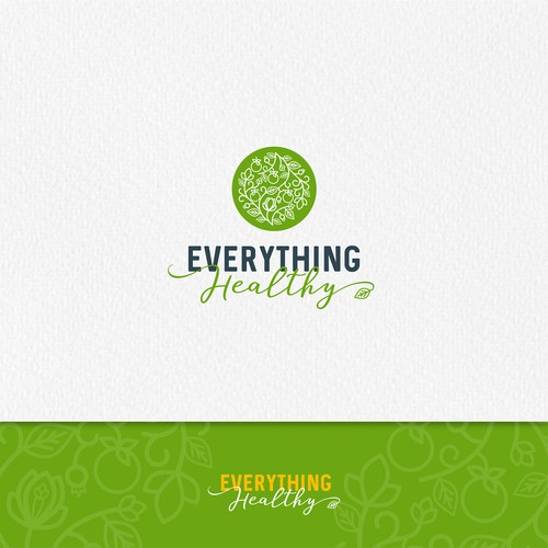Runner-up design by Gisela Benitez