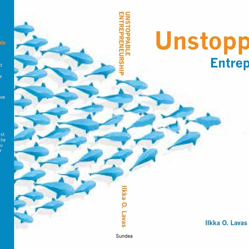 Help Entrepreneurship book publisher Sundea with a new Unstoppable Entrepreneur book Design by A.MillerDesign