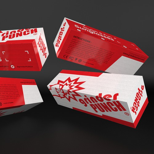 Runner-up design by YANIX Designs studio