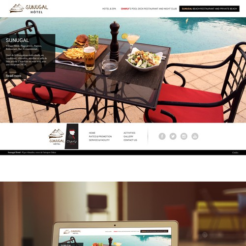 Runner-up design by ☏♩♫ Pia Scuro