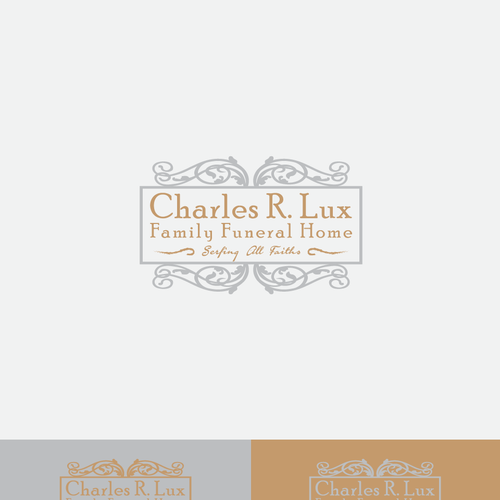 Create a classy funeral home logo | Logo design contest