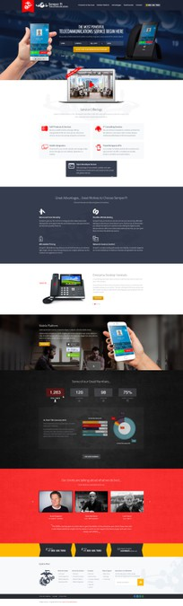 Design vencedor por WebBox