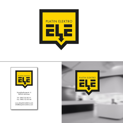 Runner-up design by EricDesign