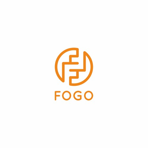 Runner-up design by ORANGGO