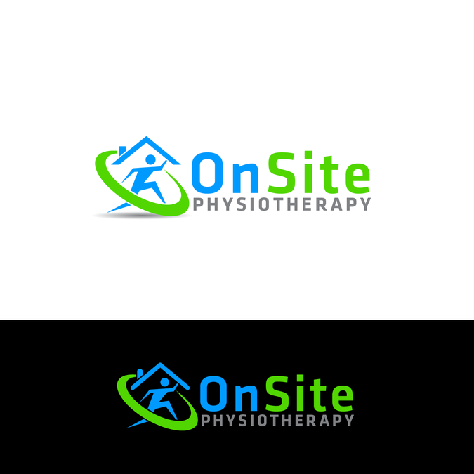 Help me design a catchy logo for my physiotherapy business for Help me design my house