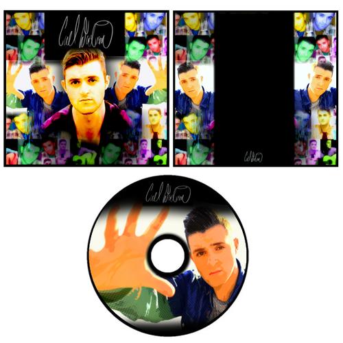Pop/R&B/Hip-hop Album Cover Design by LULU MO