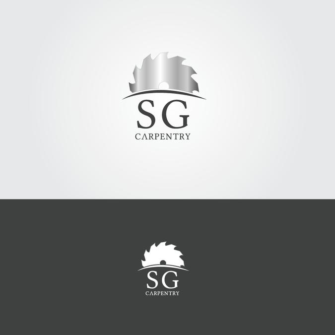 Minimal Modern Logo And Website Design Needed For Carpenter Logo