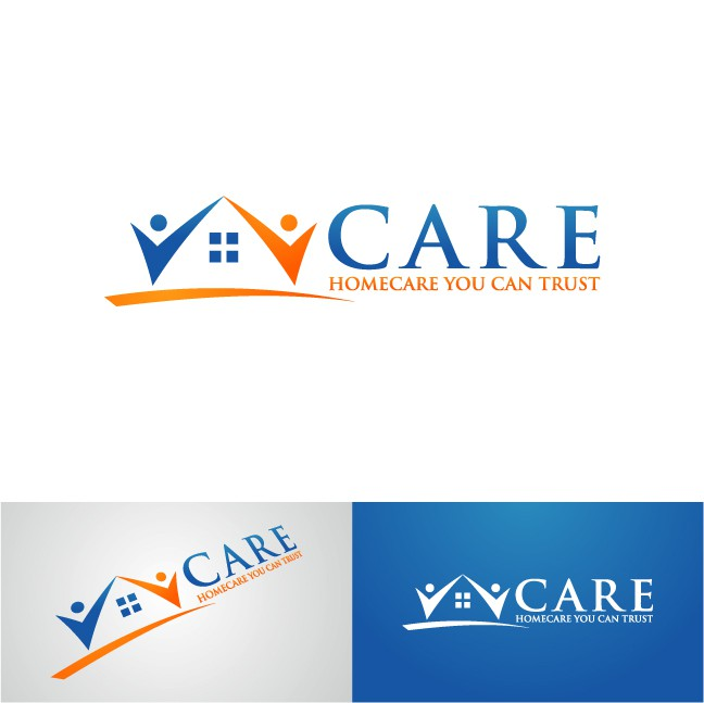 logo for home healthcare company logo design contest