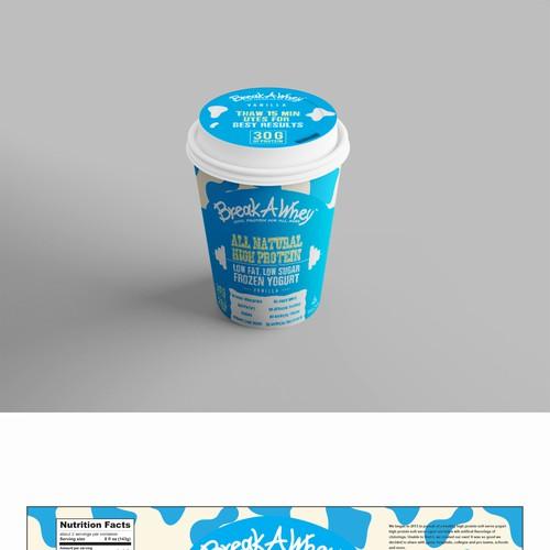 Zweitplatziertes Design von Storm Brand