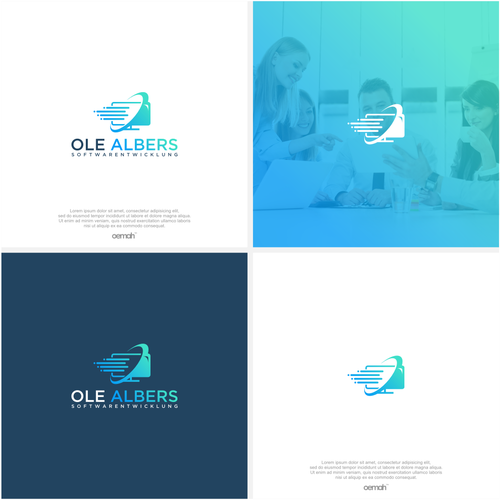 Runner-up design by σҽmah™◥