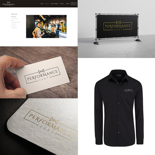 Diseño finalista de Envision Creative