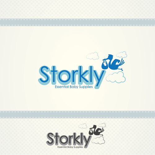 smart hair styles help storkly with a new logo logo design contest 8710