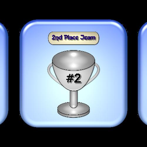 Runner-up design by Artist4God