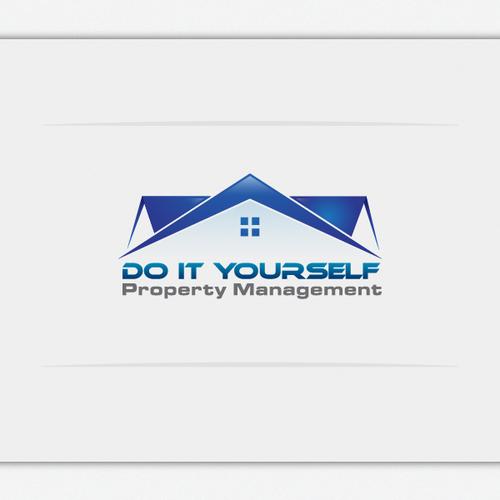 Diy property management needs a new logo logo design contest runner up design by sweetbitter solutioingenieria Gallery