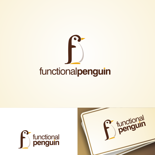 Functional Penguin needs a new logo Design by Ricky AsamManis