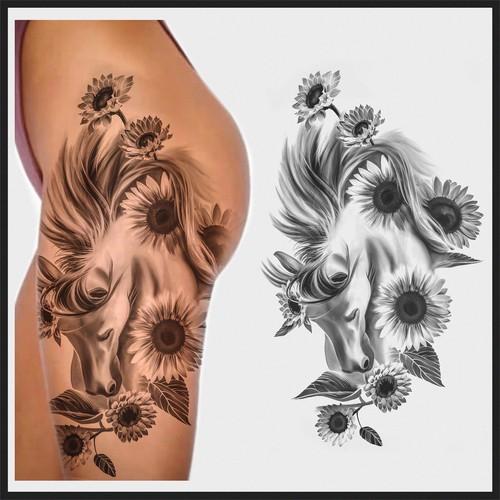 Tattoos germanische mythologie Germanische Mythologie