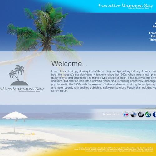 Zweitplatziertes Design von web.D