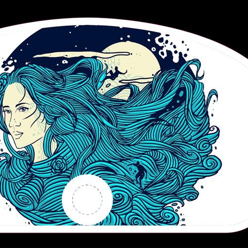 Diseño finalista de Andrewzz