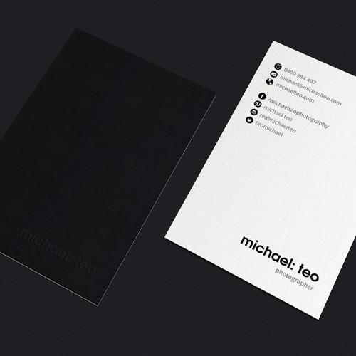 Runner-up design by MirelaS