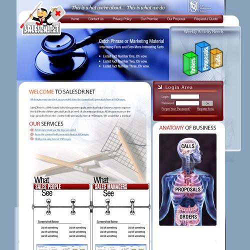 Design finalista por i8amooseonce