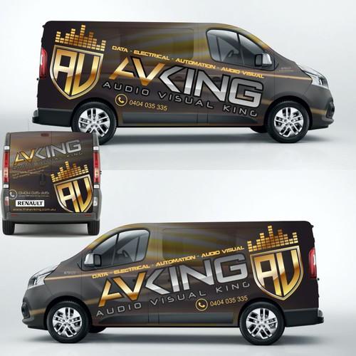 Runner-up design by EvoDesign
