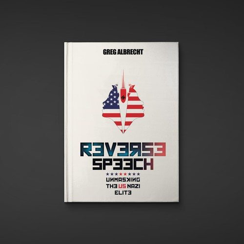 Runner-up design by Pdot