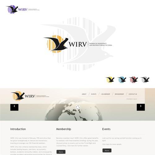 Runner-up design by b2creative