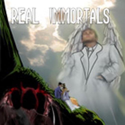 Ontwerp van finalist Hauntedminds