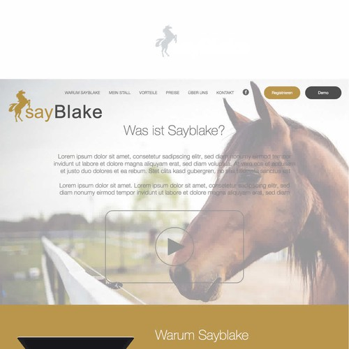 Runner-up design by webstageart