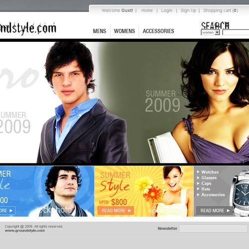 Zweitplatziertes Design von siteplusdesign