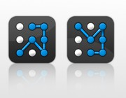 Button & icon design by s.shikhar