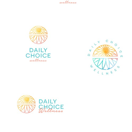 Design a logo for a holistic wellness business launching soon Design by extrafin