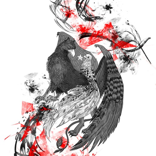 Diseño finalista de Kat B.