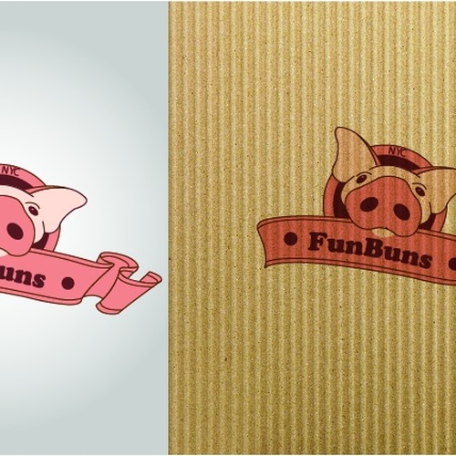 Runner-up design by Bokacha