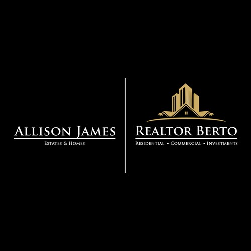 Real Estate Agent Logo Be Creative Feel