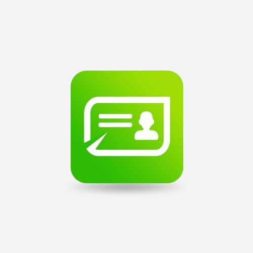 Design A Cool App Logo For Ecocard Logo Design Contest