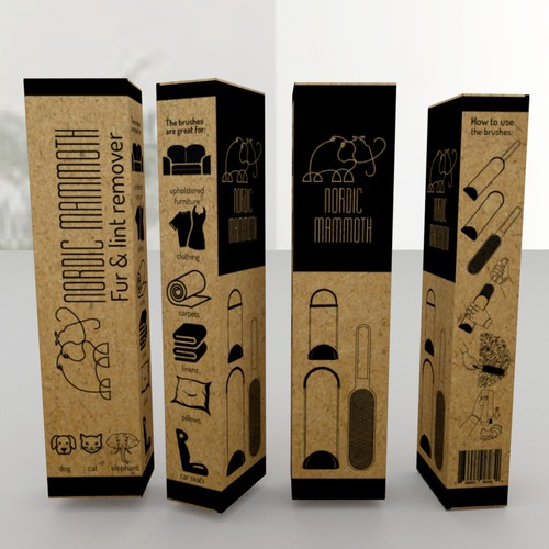 Runner-up design by Designbaharbd