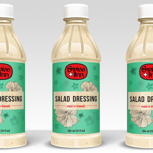 Taking a classic Hawaiian dressing to the next level ...