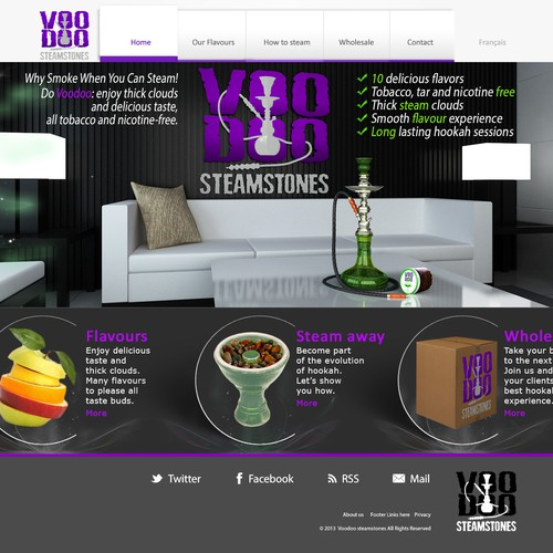 Runner-up design by vero3Dweb
