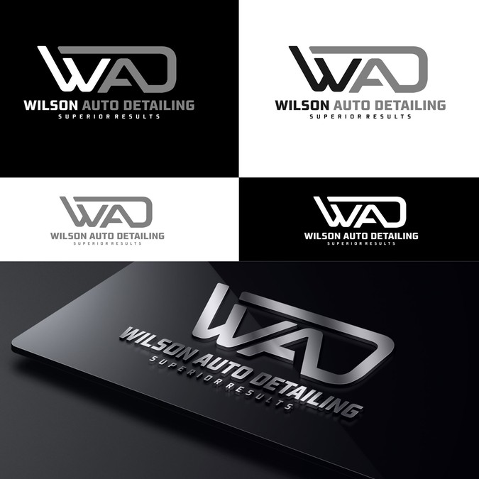 Create The Most Unique Car Detailing Logo Out There Break The