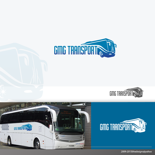 GUARANTEED** Create a capturing bus/motorcoach logo for GMG