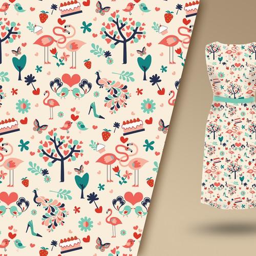 Runner-up design by Natalia • K