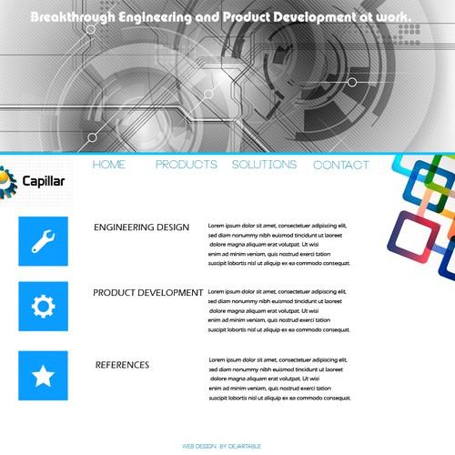 Design finalista por DejArtable