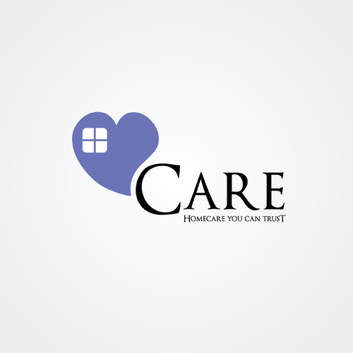Logo for home healthcare company logo design contest - Home health care logo design ...