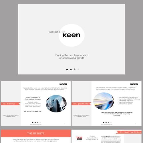 Diseño finalista de CreativeID