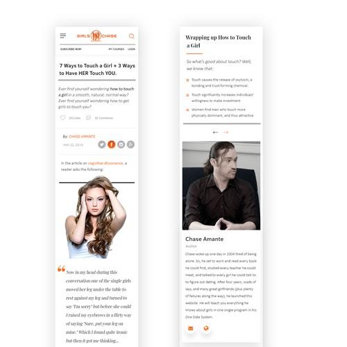 Zweitplatziertes Design von e2infinity