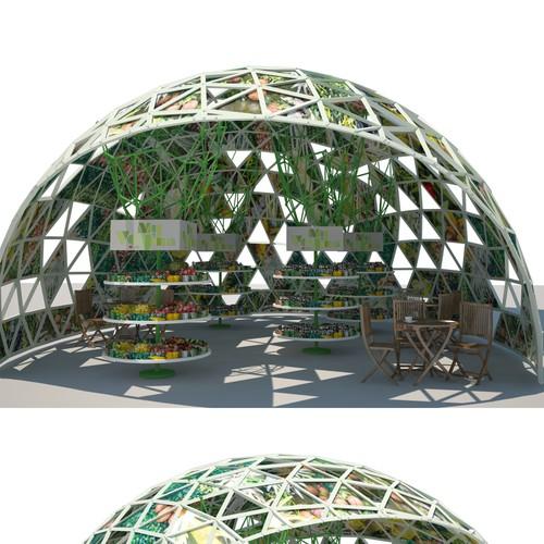 Zweitplatziertes Design von atelier_dio